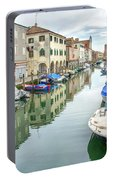 Chioggia Venice Italy Portable Battery Charger