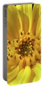 Chipmunk Planting - Sunflower Portable Battery Charger