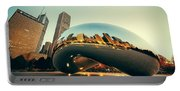 Chitown Bean Portable Battery Charger