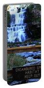 Chittenango Falls State Park Portable Battery Charger