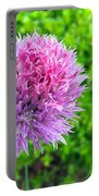 Chive And Bee Portable Battery Charger