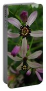 Chock Cherry Flower Portable Battery Charger