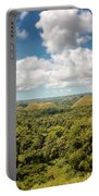 Chocolate Hills Portable Battery Charger
