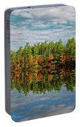 Chocorua Lake Reflection Portable Battery Charger