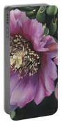Cholla Flowers Portable Battery Charger