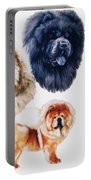 Chow Chow Portable Battery Charger