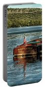 Chris Craft - Vintage 1958 Portable Battery Charger