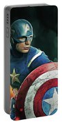 Chris Evans Portable Battery Charger