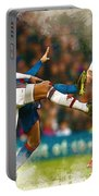 Chris Smalling  In Action  Portable Battery Charger