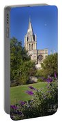 Christ Church Cathedral Oxford University Uk Portable Battery Charger