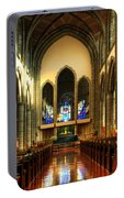 Christ Church Cathedral Victoria Canada Portable Battery Charger
