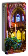 Christ Is Born Travel Portable Battery Charger