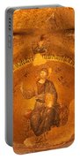 Christ Mosaic Portable Battery Charger