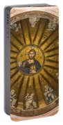 Christ Pantokrator Portable Battery Charger