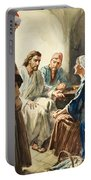 Christ Talking Portable Battery Charger