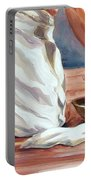 Christ The Servant Portable Battery Charger