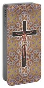 Christ Variations #1 Portable Battery Charger