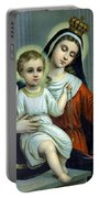 Christianity - Holy Family Portable Battery Charger