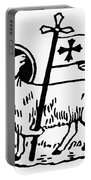 Christianity: Agnus Dei Portable Battery Charger