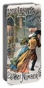 Christmas, 1890 Portable Battery Charger