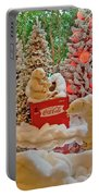 Christmas Bears Portable Battery Charger
