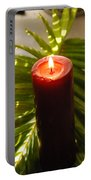 Christmas Candle 2 Portable Battery Charger