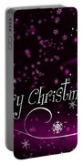 Christmas Card 2 Portable Battery Charger