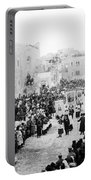 Christmas Celebration 1900s Portable Battery Charger