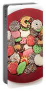 Christmas Cookies Portable Battery Charger