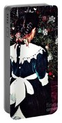 Christmas Dress Portable Battery Charger