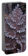 Christmas Frosty Pattern Portable Battery Charger