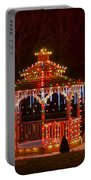 Christmas Gazebo Portable Battery Charger