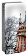 Christmas Helter Skelter Scotland Portable Battery Charger