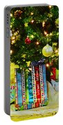 Christmas Holiday Tree Portable Battery Charger