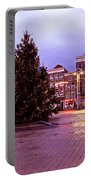 Christmas In Amsterdam The Netherlands Portable Battery Charger