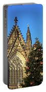 Christmas In Cologne Portable Battery Charger