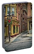 Christmas In Jim Thorpe Portable Battery Charger