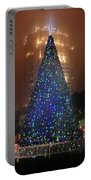 Christmas In The City Portable Battery Charger