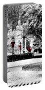 Christmas Jackson Square Portable Battery Charger