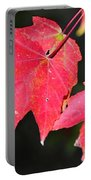 Christmas Leafs Portable Battery Charger