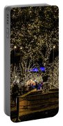 Christmas Lights Portable Battery Charger
