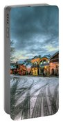 Christmas On Main Street Portable Battery Charger