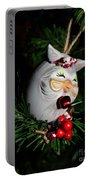 Christmas Owl Portable Battery Charger