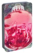 Christmas Reflected Portable Battery Charger