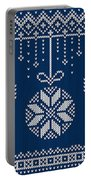 Christmas Sweater Portable Battery Charger