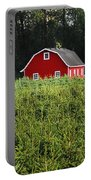 Christmas Tree Farm Portable Battery Charger
