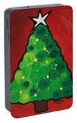 Christmas Tree Twinkle Portable Battery Charger