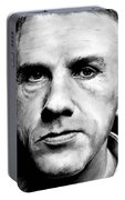 Christoph Waltz Portable Battery Charger