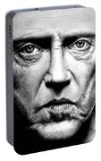 Christopher Walken Portable Battery Charger