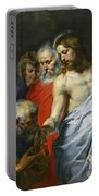 Christ's Charge To Peter  Portable Battery Charger